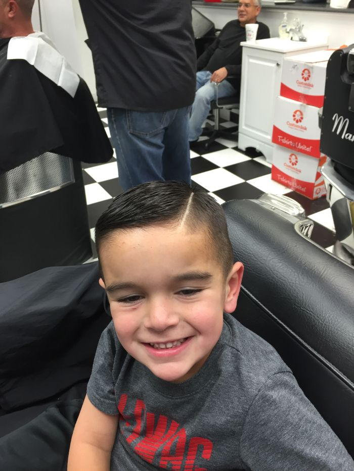 combover for kids